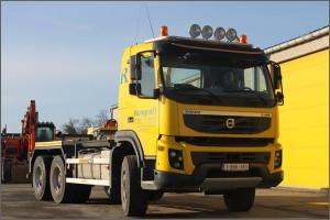 Volvo FMX Porte -container