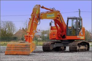 DX 235 LCR
