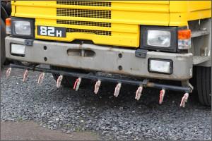 Scania Haute-Pression